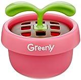 カーメイト 車用 芳香剤 Greeny(グリーニー) 置き型 スイートピーブーケ G534