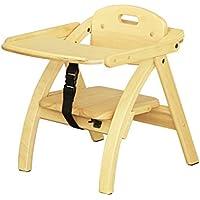 大和屋 アーチ木製ローチェア N ナチュラルNA 曲木を使ったおしゃれなデザインチェア