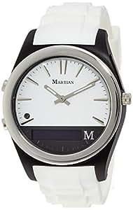 [マーシャン ウォッチーズ]Martian Watches MARTIAN WATCHES NOTIFIER WHITE(ホワイト) NWBWB  【正規輸入品】