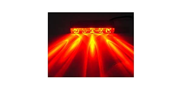 Logisys MDLED5RD RED 5LED LAZER LIGHT  Computer Lights