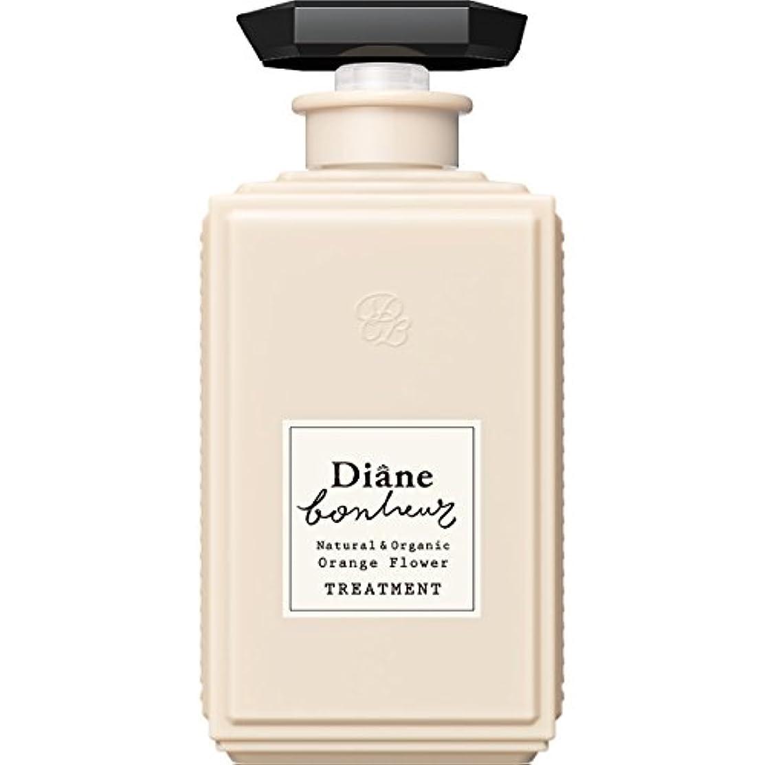 支配的ファセット悪名高いダイアン ボヌール オレンジフラワーの香り モイストリラックス トリートメント 500ml