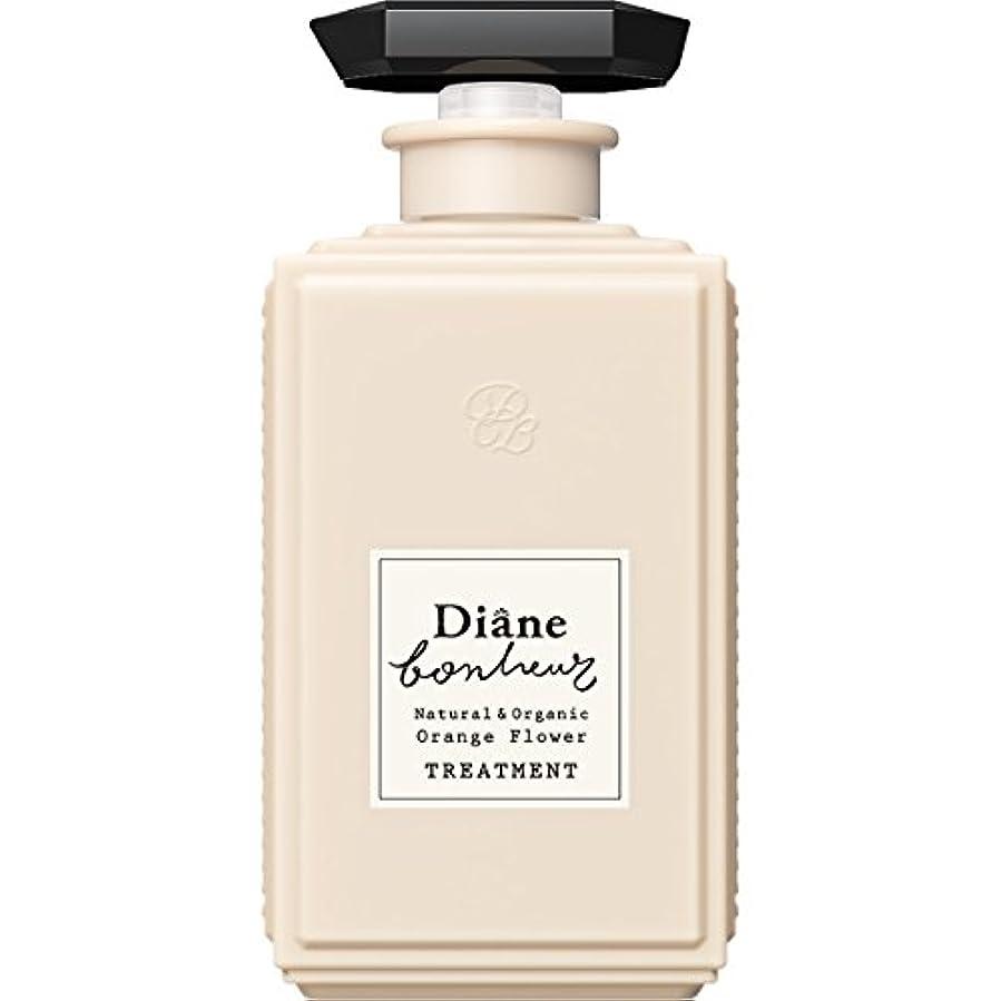 定期的体シャイニングダイアン ボヌール オレンジフラワーの香り モイストリラックス トリートメント 500ml