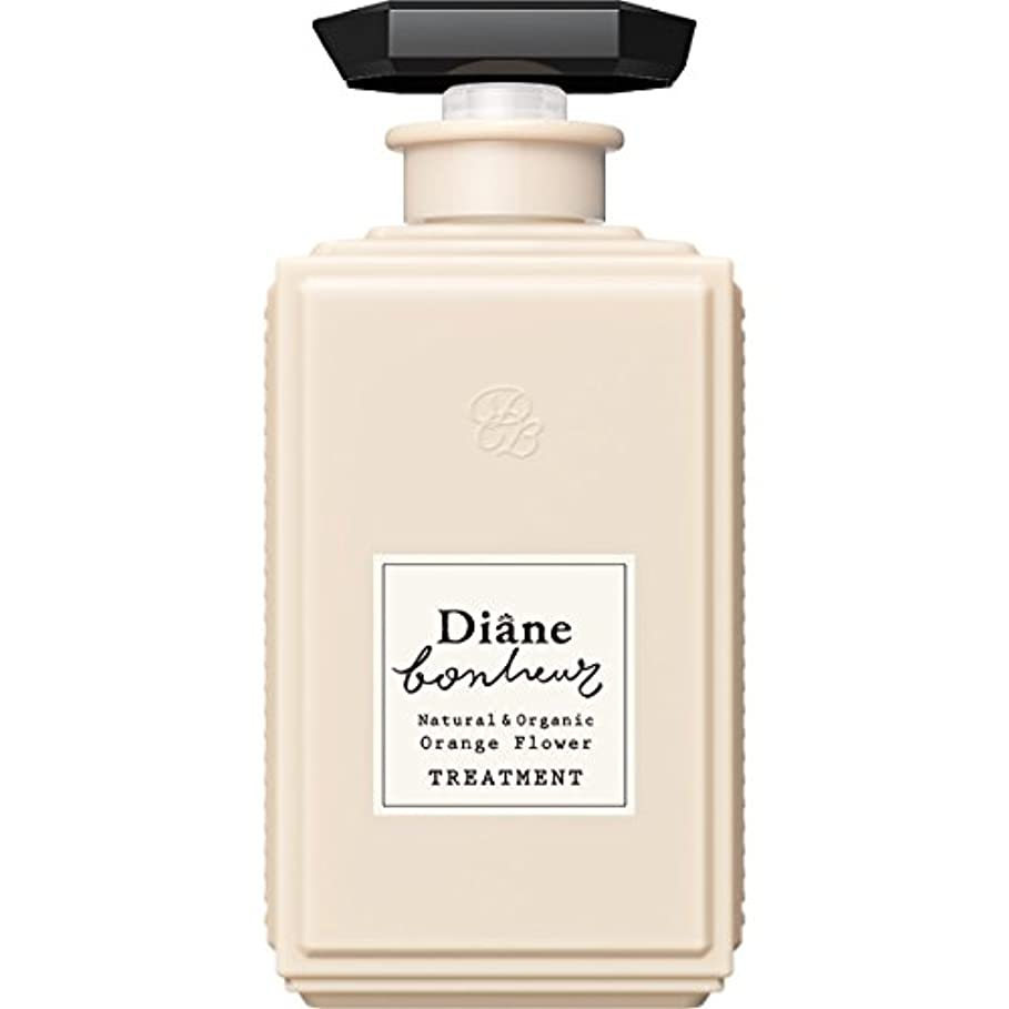 心のこもったいろいろ不十分なダイアン ボヌール オレンジフラワーの香り モイストリラックス トリートメント 500ml
