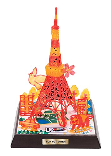 3Dドリームアーツペン 東京タワー(2本ペン)
