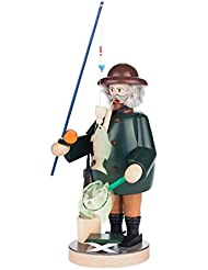 Alexander Taron 146-120 Dregeno Incense Burner - Fisherman with His Big Catch