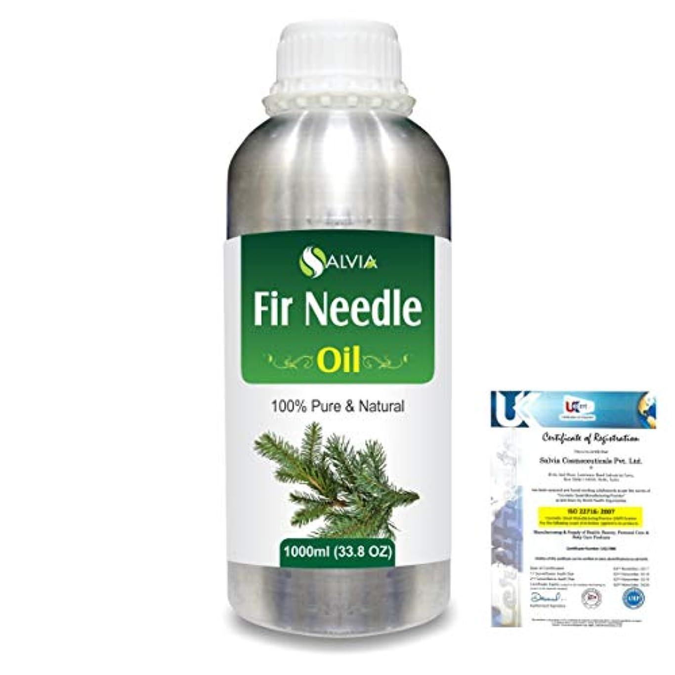 短くする明らか機械Fir Needle (Abies balsamea) 100% Natural Pure Essential Oil 1000ml/33.8fl.oz.