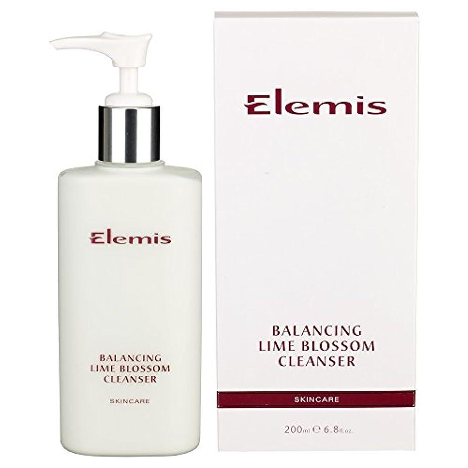 親密な視力広告するライムブロッサムクレンザーのバランスをとります (Elemis) - Balancing Lime Blossom Cleanser [並行輸入品]