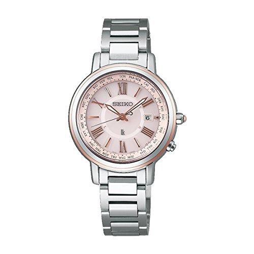セイコー SEIKO ルキア LUKIA ソーラー 電波 腕時計 SSQV028 [レディース]【国内正規品】 [並行輸入品]