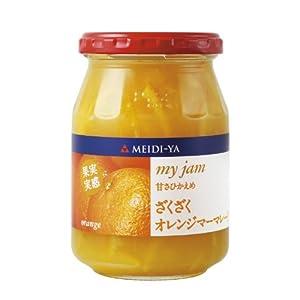 明治屋 果実実感ジャムざくざくオレンジマーマレ...の関連商品1