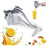 Manual Juicer Hand Press Fruit Lemon Orange Juice Squeezer Heavy Duty Premium Quality Aluminium Alloy Fruit Citrus Extractor Kitchen Tools