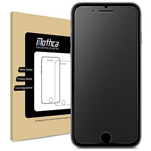【アンチグレア強化ガラス】iPhone 7 iPhone 8 iPhone 6対応 Mothca 液...