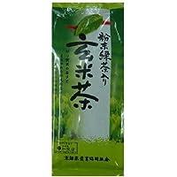 京都茶農業協同組合 粉末緑茶入り玄米茶 150g