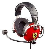 T.Racing Scuderia Ferrari Edition ゲーミングヘッドセット