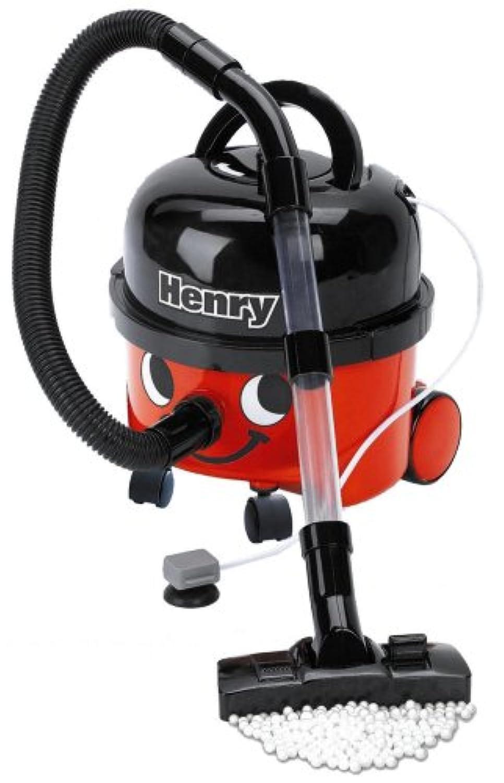 ちびっこママ ヘンリーの掃除機