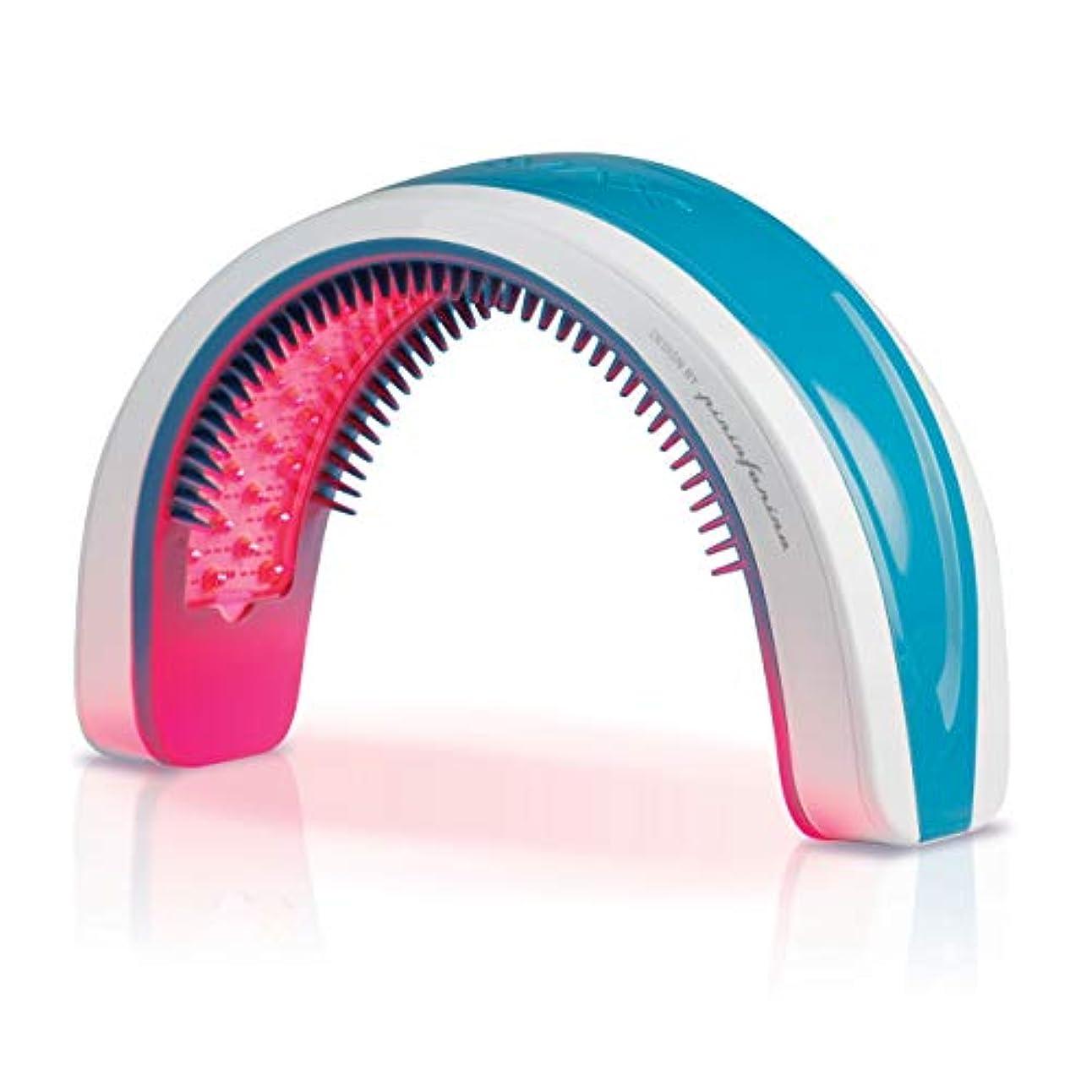 データムマイナス時計HairMax レーザーバンド82