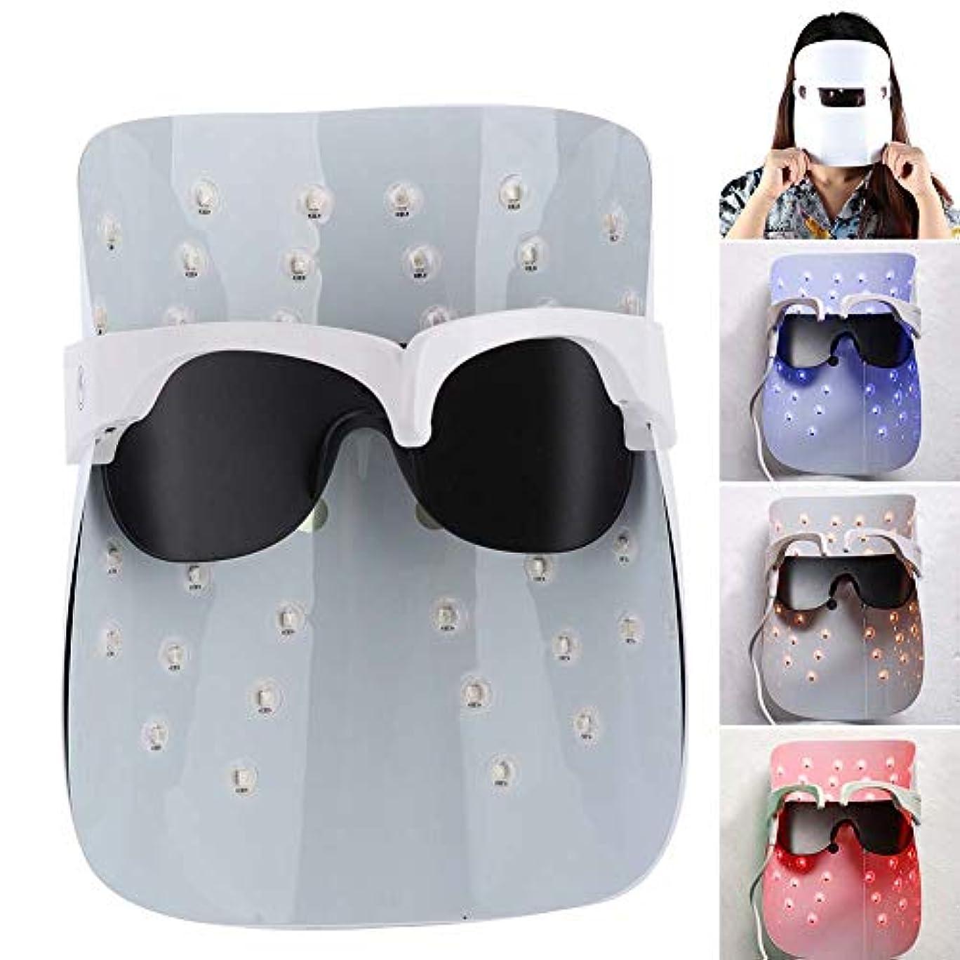 シャッフル本能うがいフェイスマスク装置、肌の若返りにきび除去抗シワ美容機