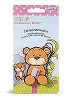 Nici Classic Bear 11歯ブラシホルダーホワイト43362