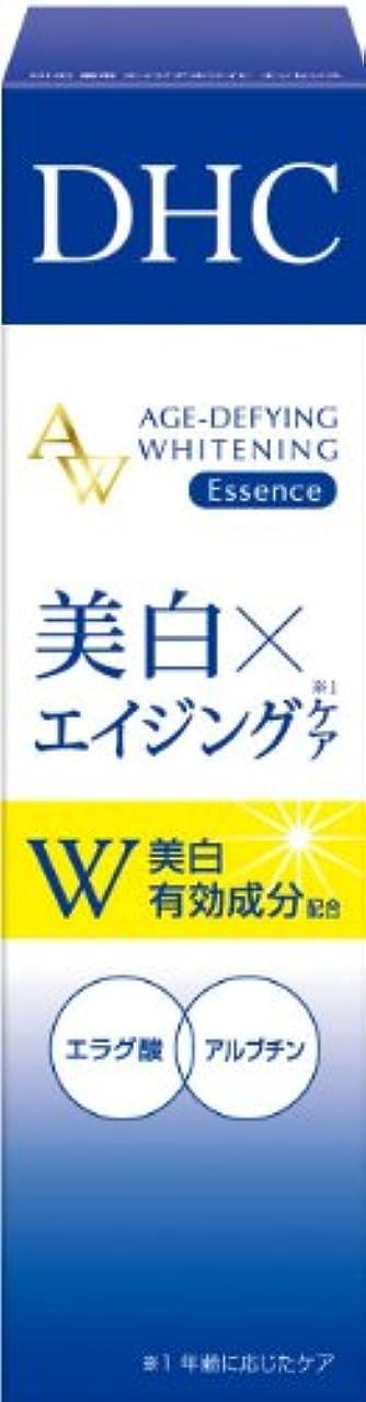 セント活性化歩くDHC 薬用エイジアホワイ エッセンス (SS) 20ml