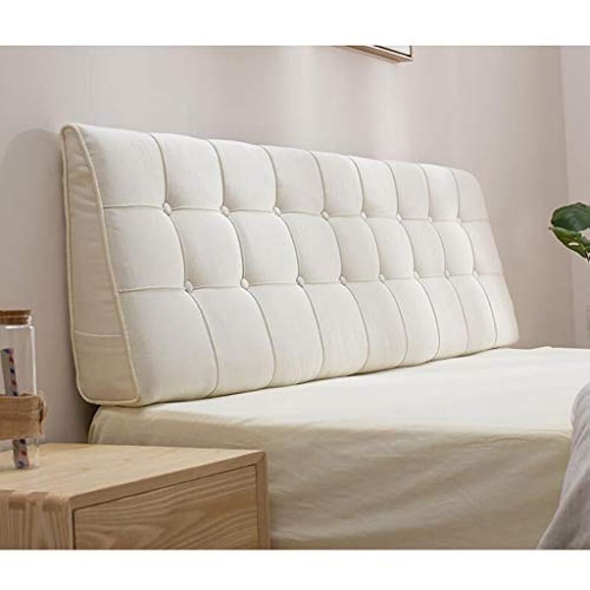 用心アミューズ話をするあと振れ止めの枕ダブルベッドのスポンジの大きいあと振れ止めの取り外し可能および洗える Zsetop (Color : B, Size : 150*50cm)