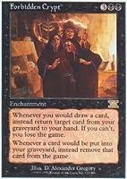 Magic: the Gathering - Forbidden Crypt - Sixth Edition
