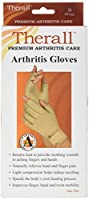 Therall Arthritis Gloves, Beige, Medium by Therall