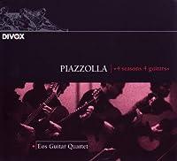 Piazzolla: 4 Seasons 4 Guitars by Eos Guitar Quartet (2010-03-30)