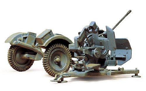 1/35 ミリタリーミニチュアシリーズ No.102 ドイツ 20mm 対空機関砲 38型 35102