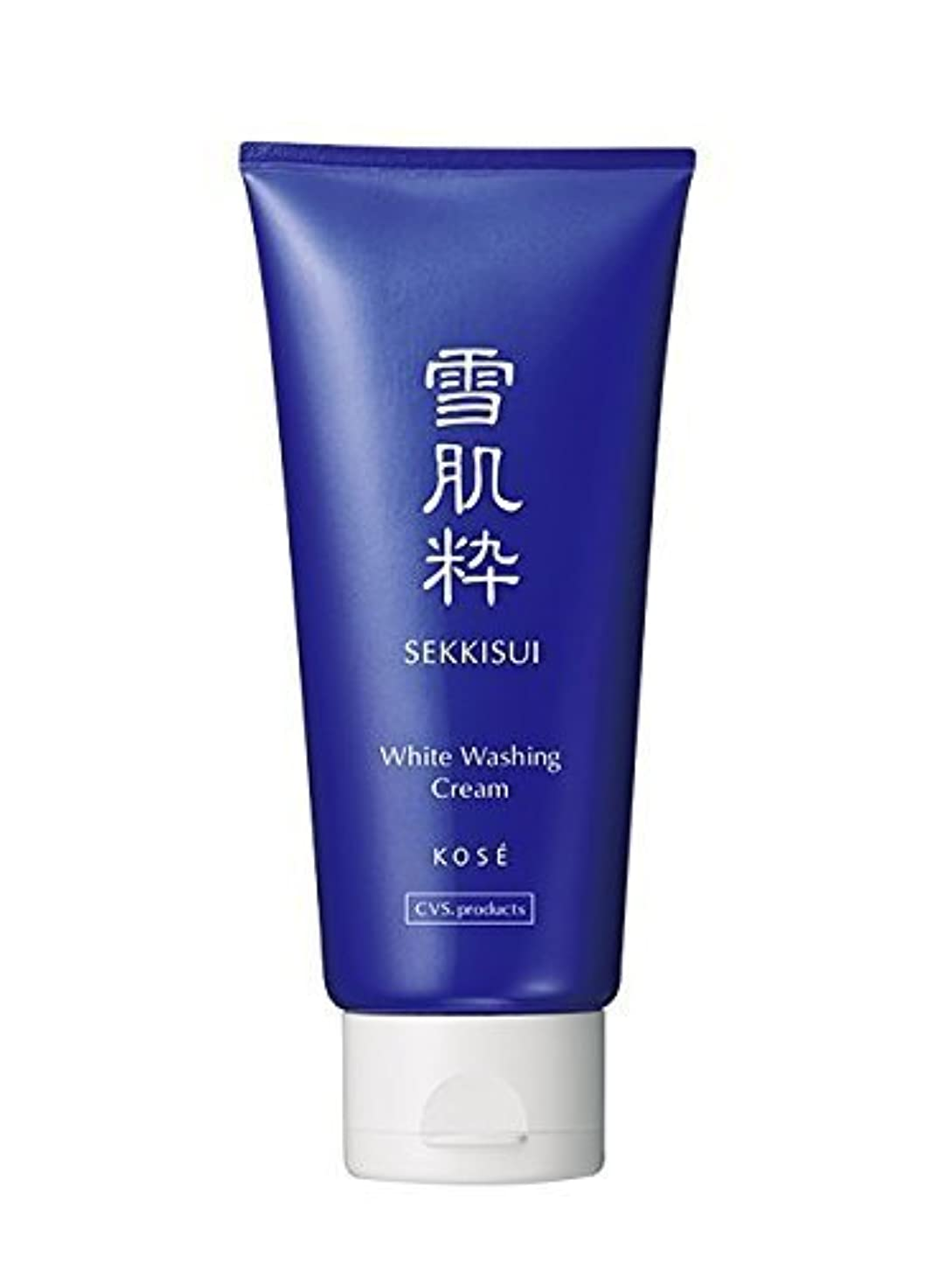 固有の欠点船形雪肌粋 Kose Sekkisui White Washing Cream - 80g