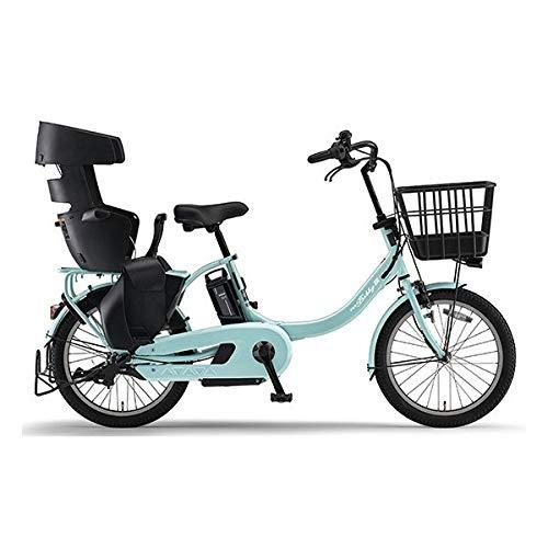 ヤマハ(YAMAHA) 電動アシスト自転車 PAS Babby un SP(RCS付き)15.4Ah PA20BSPR ミントブルー