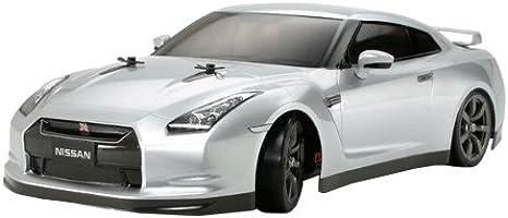 タミヤ 1/10 XBシリーズ No.101 XB NISSAN GT-R (TT-01Dシャーシ TYPE-E) ドリフトスペック 2.4GHz プロポ付き塗装済み完成品 57801
