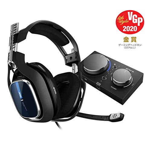 Logicool (ロジクール) Astro ゲーミングヘッドセット A40 TR+MixAmp Pro TR B07SR8MHVS 1枚目