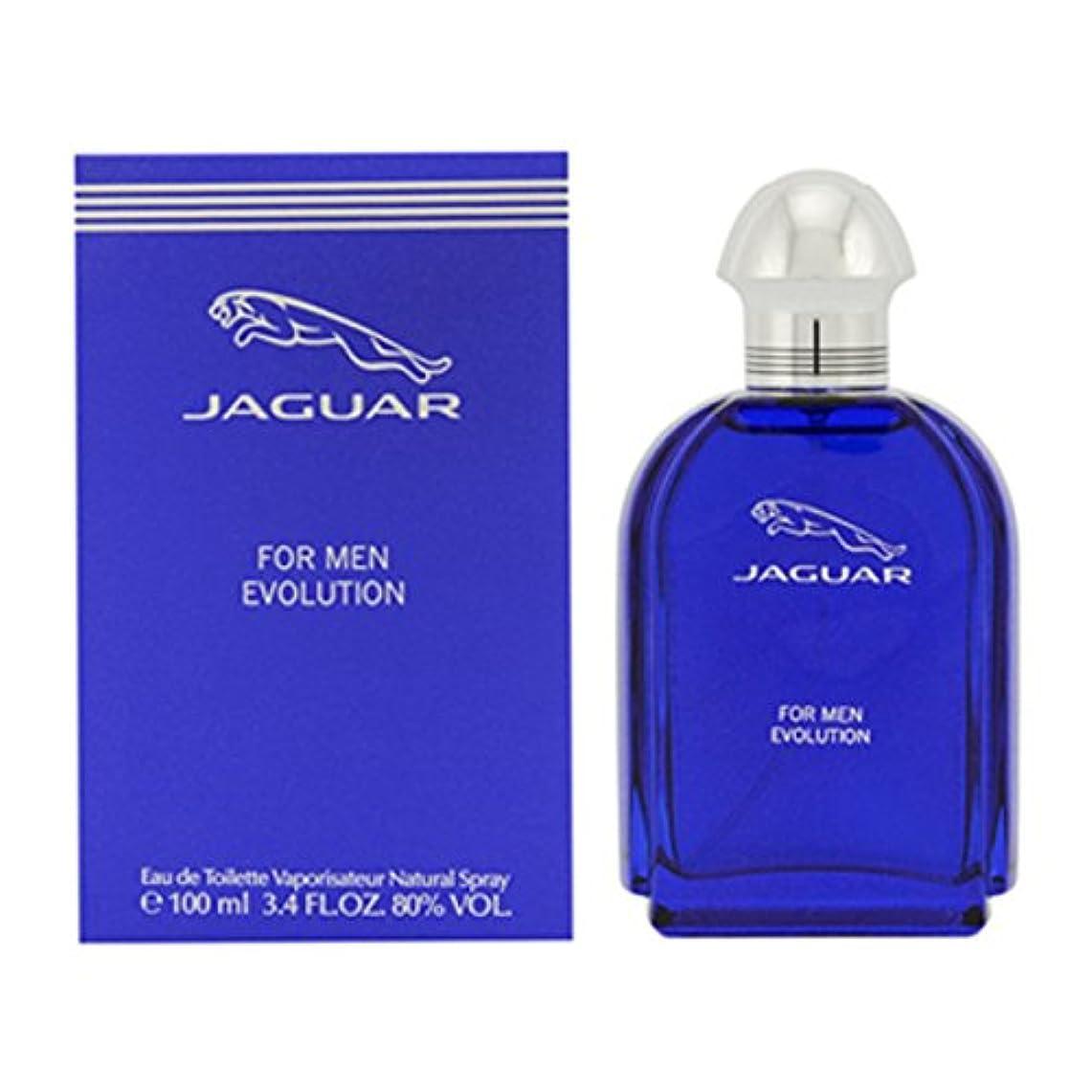 傷つきやすい現実には虹ジャガー JAGUAR ジャガーフォーメン エボリューション 香水 3391-JR-100【メンズ】 [並行輸入品]