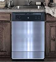 交換用食器洗い機ドアパネル、ステンレス、カットto your寸法