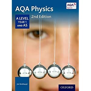 Aqa Physics a Level Year 1 Student Book
