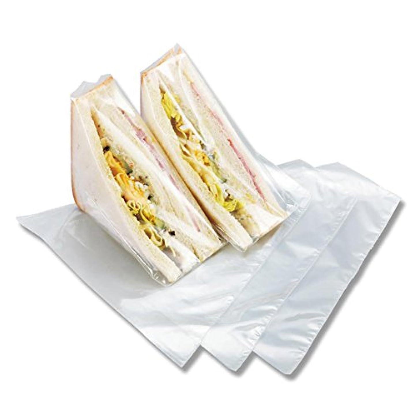 おなかがすいた印をつける撃退するヘイコー 食品袋 サンドイッチポリ PP 85 200枚入 006770510
