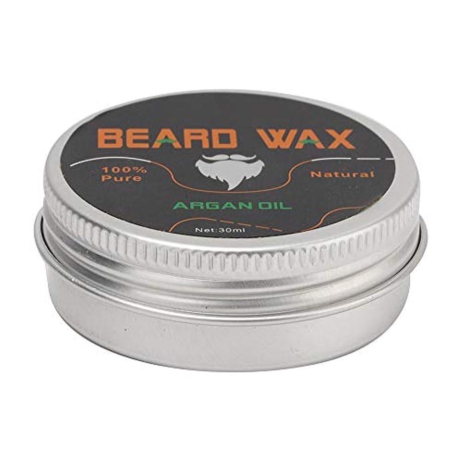 シビック強制的親指Beard Grooming Wax、30ミリリットル強化&柔らかくするBeards&Moustaches、男性用コンディショナーワックスを残す