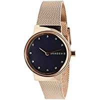 Skagen Women's SKW2740 Analog Quartz Rose Gold Watch