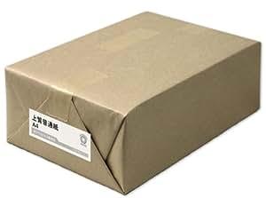 上質普通紙(共用紙)<110kg>白 A4 500枚
