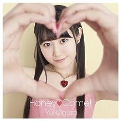 小倉唯「Honey♥Come!!」のジャケット画像