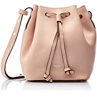 Oroton Women's Escape Mini Bucket Bag, Dusty Pink, One Size