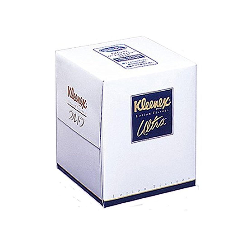 日本製紙クレシア:クリネックス ティシュー ウルトラ ドレッサーサイズ 210枚(70組)×20箱