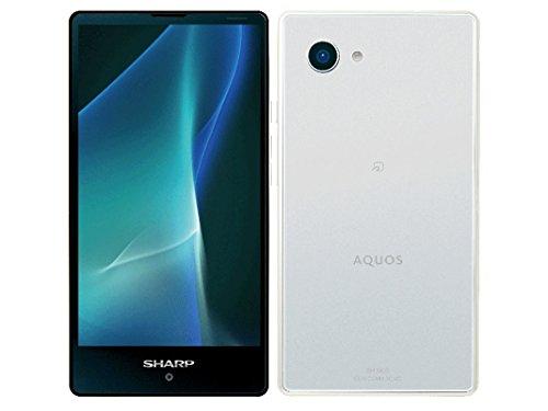 AQUOS mini SH-M03  White  携帯電話 SIMフリー SHARP