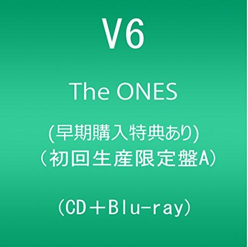 【早期購入特典あり】The ONES(Blu-ray Disc付)(初回生産限定A盤)(オリジナルICカードステッカー付)