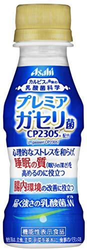 アサヒ飲料 「届く強さの乳酸菌」W 100ml×30本