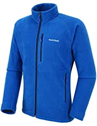 [モンベル] Mont-bell Men`s CP100 Outer jacket ジャケット Blue MB3BWMJF233 [並行輸入品]