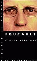 Foucault (Figures du savoir)