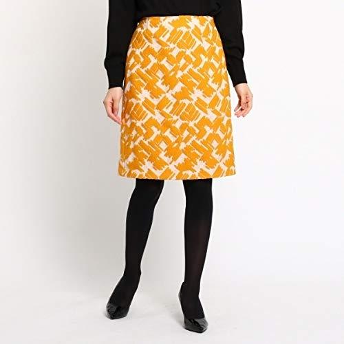 クード シャンス(COUP DE CHANCE) Lスカート(デザインジャガードスカート)