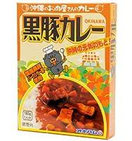 沖縄のお肉屋さんのカレー 黒豚カレー15箱セット