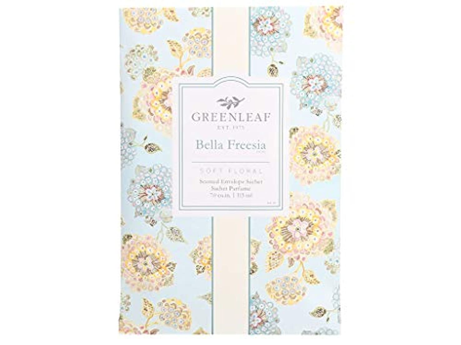 彼女結婚式始まりグリーンリーフ(GREENLEAF) GREENLEAF フレッシュセンツL ベラフリージア 約11.7W×17H(cm) 115ml