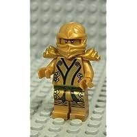 レゴ ミニフィグ【ニンジャゴー 073】 Lloyd - Golden Ninja_A